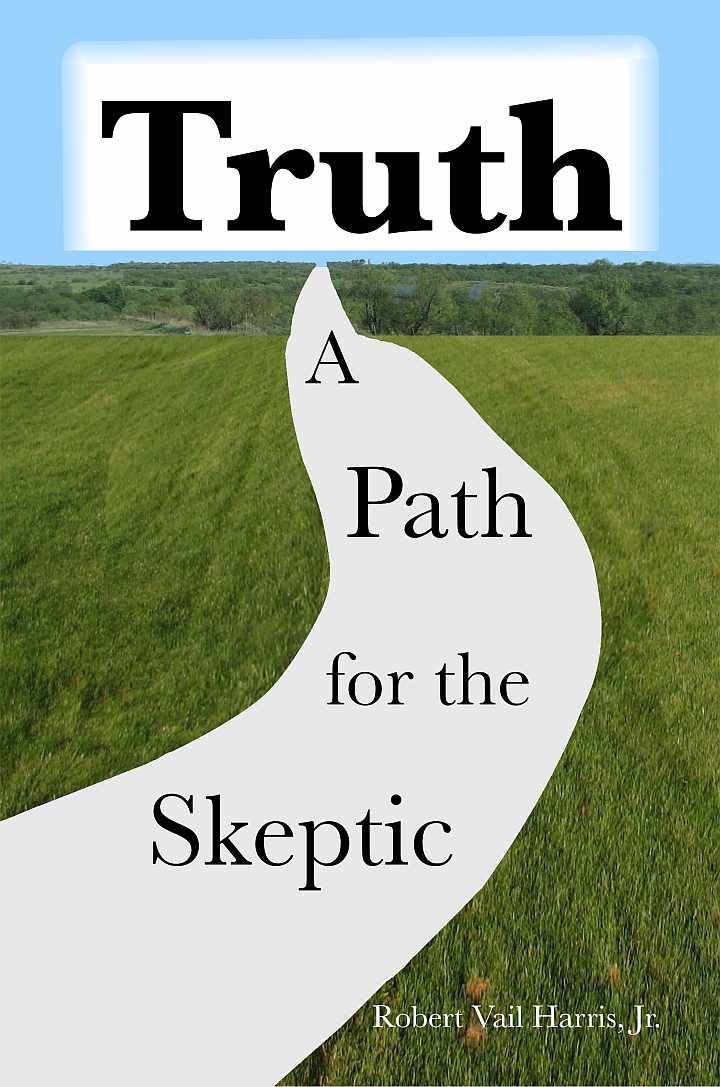 Background Image: Truth: A Path for the Skeptic, 